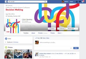 Facebook Profile Materials in Context